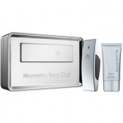 Mercedes-Benz Club lote de regalo I. eau de toilette 100 ml + gel de ducha 75 ml