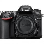 Nikon D7200 - CORPO - MANUALE ITA - 2 ANNI DI GARANZIA IN ITALIA