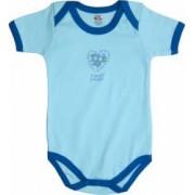 Body bebe maneca scurta Primii Pasi 3-6L 1467ms blue