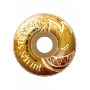 SPITFIRE - kolieska F4 99 STRANGER 53 GOLD Velikost: 53