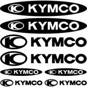 stickers folies Kit stickers kymco