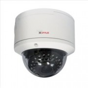 AHD камера CPPLUS CP-VC-D20FL4, куполна камера, 2Mpix Full HD 1080p, 25 кад./сек., 2.8-12mm обектив, IR осветителност (до 40 метра), външна, вандалозащитена