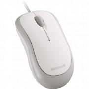 Microsoft Microsoft Vezetékes egér Basic Optikai USB White, L2 P58-00058