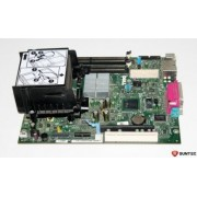 Kit placa de baza Dell Optiplex 745 SFF Socket 775  E6300 1.86 ghz