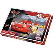 Puzzle maxi Cars 3 - Campionul Mcqueen, 24 piese
