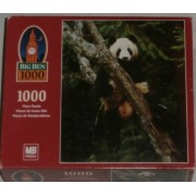 Big Ben GIANT PANDAS - Wolong Natural Reserve, China - 1000 piece puzzle