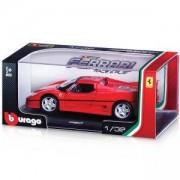 Бураго Ферари - Количка асортимент 1:32 - кутия, Bburago Ferrari, 093077