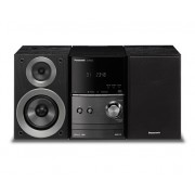 Audio System, Panasonic SC-PM600EG-K, 2 Channels, 40W, Bluetooth, XBS Master, USB, FM Tuner, RDS