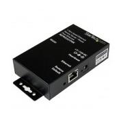 StarTech.com Servidor de Dispositivos Serie de 1 Puerto RS-232 con Power over Ethernet PoE, Conversor Serial a Red IP ― ¡Compra y participa para ganar una base portátil para Laptop con un valor mayor a $450!