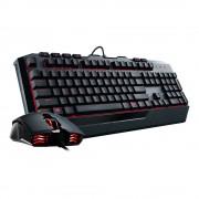 Cooler Master Devastator II Red Геймърски комплект мишка и клавиатура