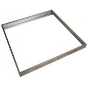 Led panel keret 60x60 cm, vékony. 1 év gar.