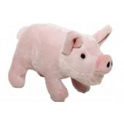 Jucarie de plus MomKi Porc 14 cm