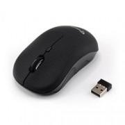 Sbox Mouse Wireless 1600dpi WM-106B Blackberry Nero