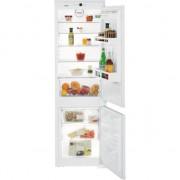 Combina frigorifica incorporabila Liebherr ICUNS 3324 Comfort , Alb , A++ , 256 L , Afișaj electronic Automatizare SuperFrost