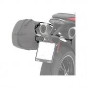 Kappa Attacco Posteriore Specifico Per Bauletto Monokey O Monolock Tst6411 Triumph Speed Triple 2050 Dal 2016 In Poi