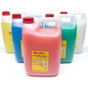 Mýdlo antibakteriální 5l růžové