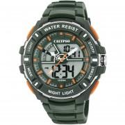 Reloj K5769/5 Verde Militar Calypso Hombre Street Style Calypso