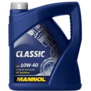 MANNOL CLASSIC 4L MOTOROLAJ 10W-40 SM/CF RÉSZ SZINTETIKUS
