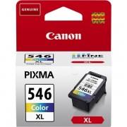 Canon Originale Pixma MG 2455 Cartuccia stampante (CL-546 XL / 8288 B 001) colore, 300 pagine, 6.42 cent per pagina, Contenuto: 13 ml