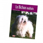 "Artemis Livre ""Bichon Maltais"" Collection Pet Book"