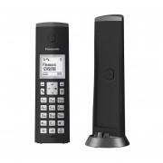 Teléfono Inalámbrico Panasonic Negro 1.9Ghz KX-TGK210