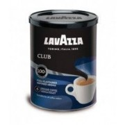 Cafea macinata in cutie metalica Lavazza Club 250g