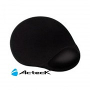 Tapete Mouse Pad Acteck Gel Gl009 ACER-007-Negro