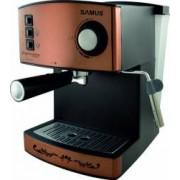 Espressor Cafea Samus Espressimo 15 Bar Dispozitiv Spumare 1.6L 850W Bronze