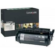 Lexmark Cartucho de tóner LEXMARK 12A7465