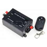 Bezdrôtové ovládanie a stmievač k LED pásiku