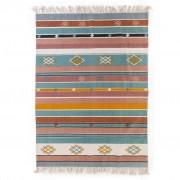 CHILDHOME Kids Carpet 120x160 cm Geometric Multicolour