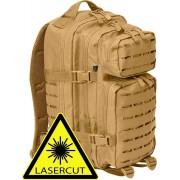 Brandit US Cooper Lasercut M Ryggsäck Beige en storlek