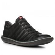 Camper Schuhe Herren, Glattleder, schwarz