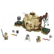LEGO Star Wars 75208 Skrovište Majstora Yode