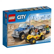 LEGO City Great Vehicles Dune Buggy Trailer