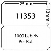 Dymo Etiquetas Compatíveis Dymo LabelWrite 11353 / S0722530