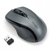 Kensington Pro Fit Mid-Size - Rato - para direita - óptico - 5 botões - sem fios - 2.4 GHz - receptor sem fio USB - grafite cin