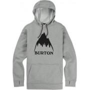 Burton Oak Herr Huvtröja (Mountain Grey Heather)