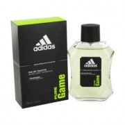 Adidas Pure Game Eau De Toilette Spray 3.4 oz / 100 mL Men's Fragrance 481272