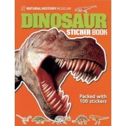 Dinosaur Sticker Book [With 100 Stickers], Paperback