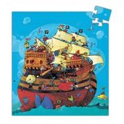 Djeco / Shaped Box Puzzle Barbarossa's Boat