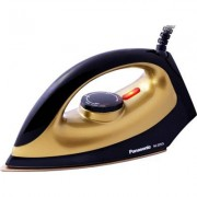 Panasonic NI-325G 1100 W Dry Iron (Golden and Black)