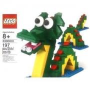 Lego 3300001 SEA SERPENT DRAGON