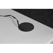 Kabelgenomföring 79 mm svart