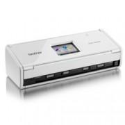 Скенер Brother ADS-1600W, 1200dpi, A4, двустранно сканиране, ADF, Wi-Fi, USB 2.0