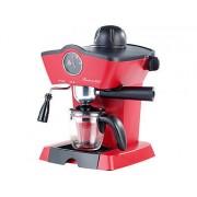 Dampfdruck-Siebträger-Espressomaschine ES-800.retro mit Aufschäumer | Espressomaschine