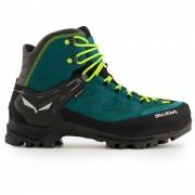 Salewa - Women's Rapace GTX - Chaussures de montagne taille 4, turquoise