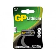 GP Batteri Gp Lithium Cr123a