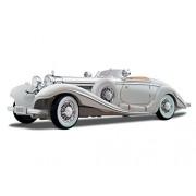 Maisto 1:18 Scale Diecast Model Car of 1936 Mercedes Benz Maharaja Holkar