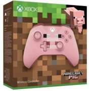 Microsoft XBOX ONE Controller Wireless - Minecraft Pig Limited Edition